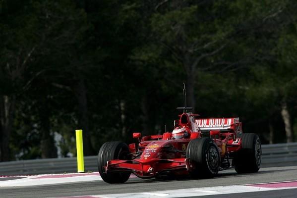 Räikkönen an Tag zwei voraus: Finnisches Einspielen auf Monaco