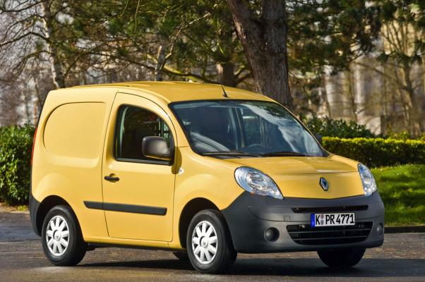 Renault Kangoo Rapid Compact: Öko-Lieferwagen im Kurzformat