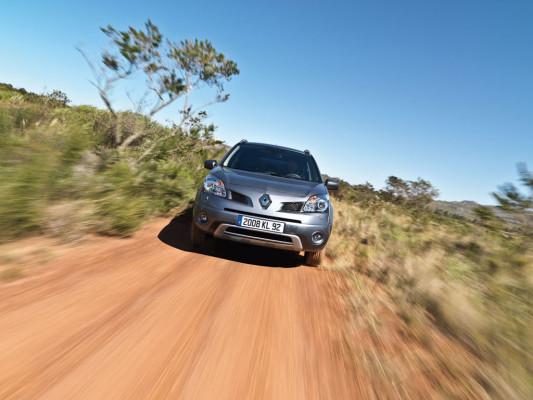 Renault präsentiert seinen SUV Koleos