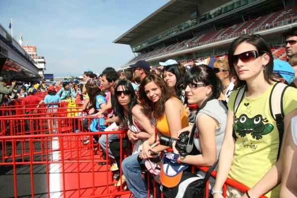 Rennbericht aus Barcelona