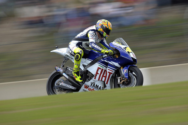 Rossi will die Maschine nicht wechseln: Er wechselt höchstens den Sport