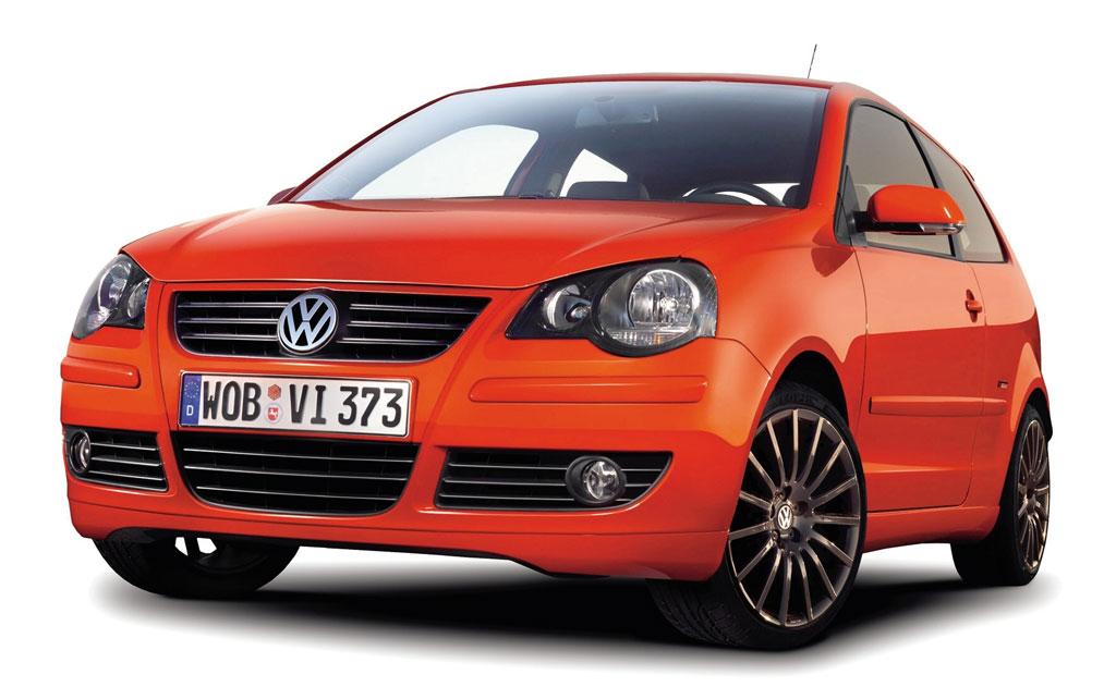Sondermodelle vom Volkswagen Polo