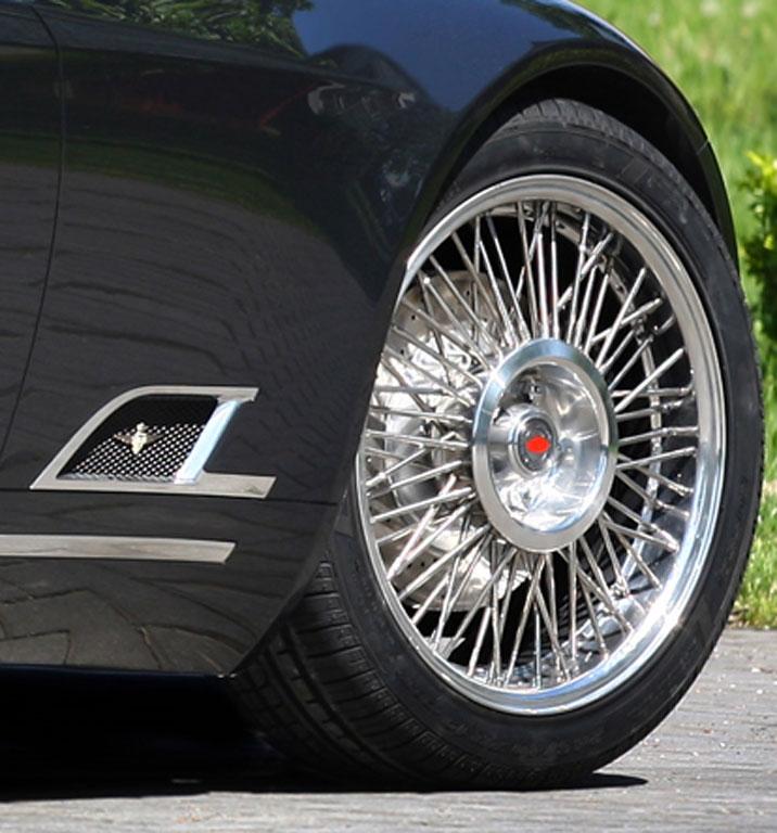 Studie Maserati A8 GCS Berlinetta