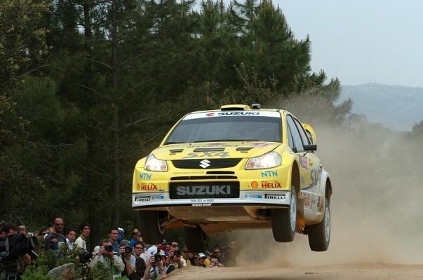 Suzuki bereit für Rallye Griechenland: Zurück auf dem richtigen Weg