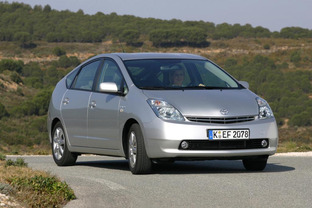 Toyota Prius Sieger bei Kundenzufriedenheit in Großbritannien