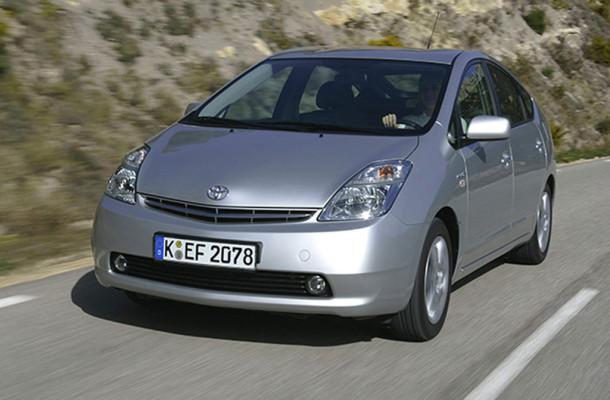 Toyota Prius führt Umwelt-Ranking des ADAC an