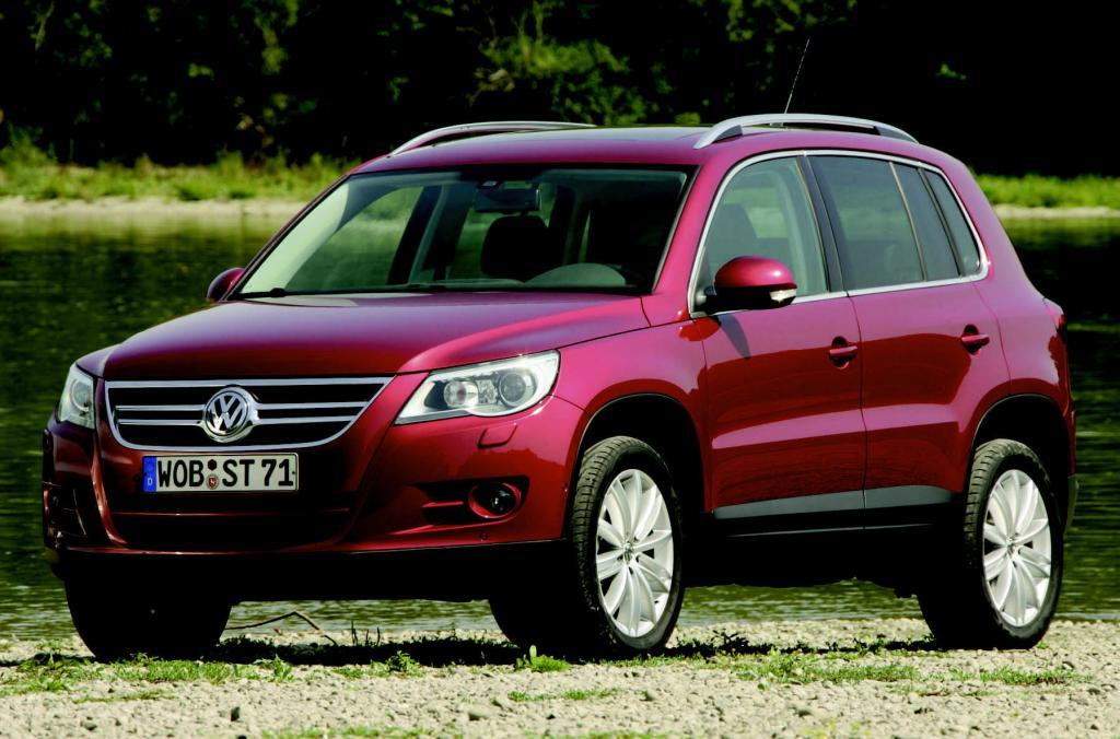 VW: Golf verkürzt Wartezeit auf Tiguan