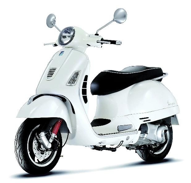 Vespa GTS 300 Super kostet 4899 Euro