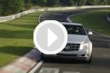 Video: Cadillac CTS-V fährt Rekordzeit