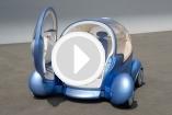 Video: Nissan Pivo 2 Studie