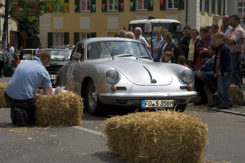 Volksfest der Oldtimer - 3. Altmühltal Classic Sprint 2008