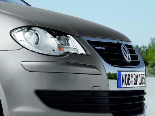 Volkswagen bietet den Touran jetzt auch als Blue Motion an