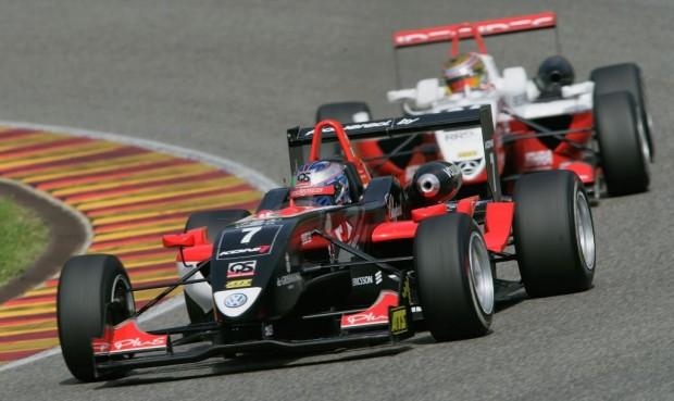 Volkswagen verteidigt Spitzenposition in der Formel 3