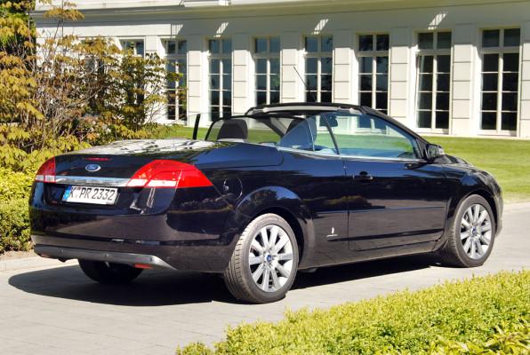 Vorstellung Ford Focus Coupé-Cabriolet: Neue Linien für den Sommerspaß