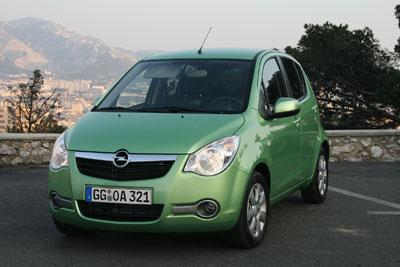 Vorstellung Opel Agila: Pfiffig