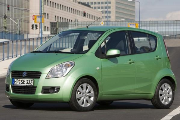 Vorstellung Suzuki Splash: Frische für die junge Familie