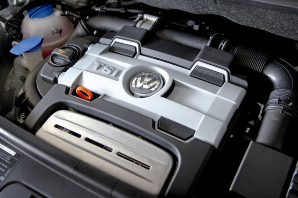 ''Goldener Öltropfen'' für VW-Sparmotor