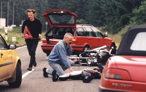 Überhöhte Geschwindigkeit ist häufigste Ursache für Motorradunfälle