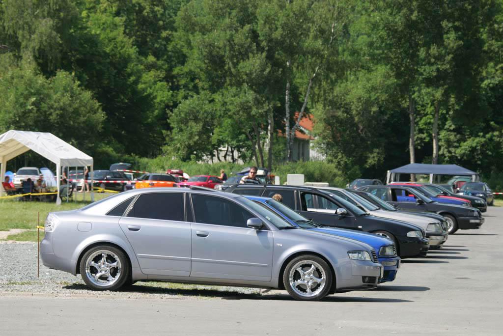 19. Internationales VW-Treffen Kronach