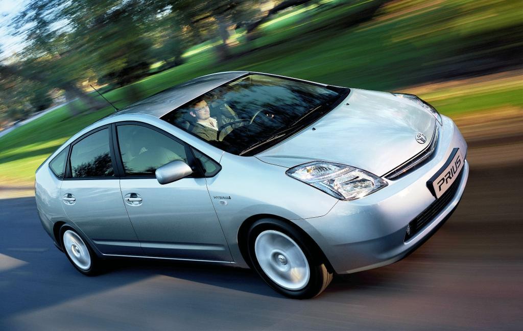 ADAC-Eco-Test 2008: Toyota Prius hält Spitzenposition
