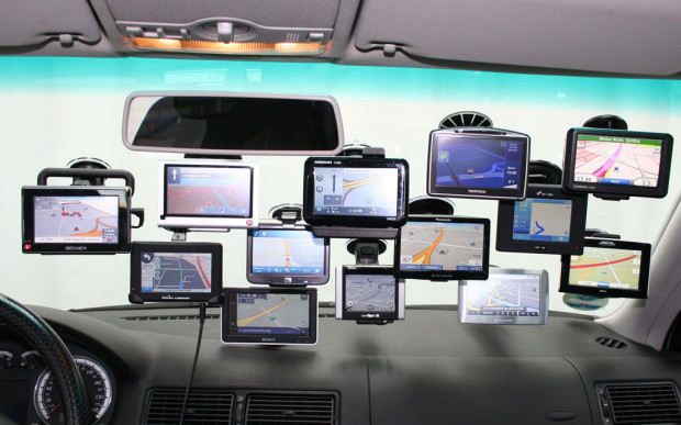 ADAC testet mobile Navigationsgeräte