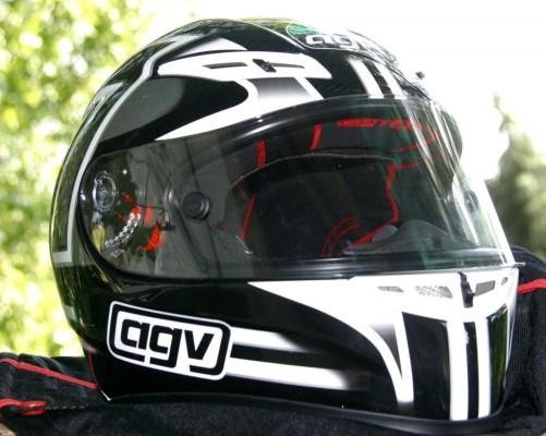 AGV GP-Tech: Der Helm für die Rennstrecke