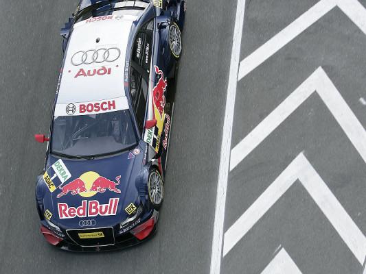 Audi beendet Sommerpause mit Bestzeit: Ekström vor zwei Teamkollegen