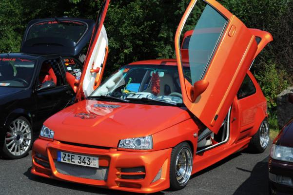 Autotreffen der Extraklasse: Highlights der Tuningtreffen in Gollhofen und Gefrees