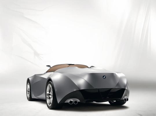 BMW GINA Light Vision: Kleider machen Leute
