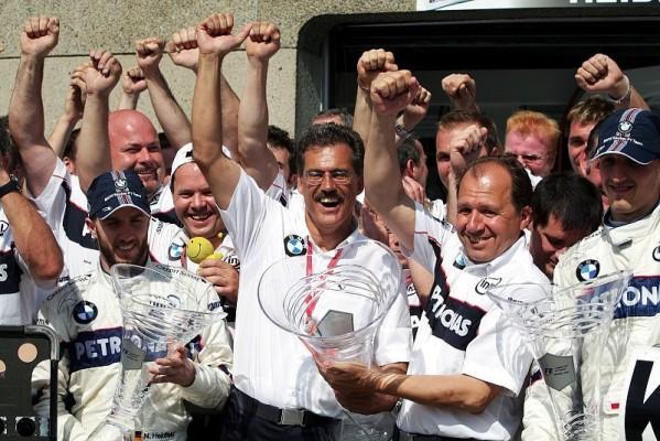 BMW freut sich auf Magny Cours: Hier geht es nur um Motorsport
