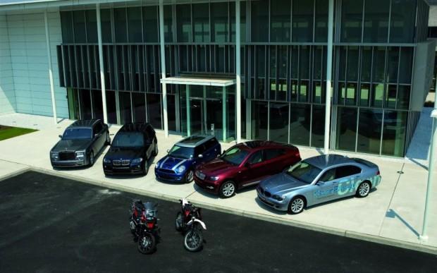 BMW investiert eine Milliarde Dollar in den USA