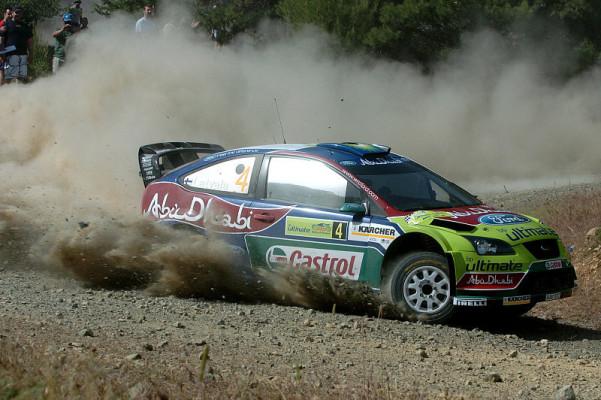BP Ford braucht Sieg bei Rallye Türkei: Ein gutes Ergebnis ist Pflicht