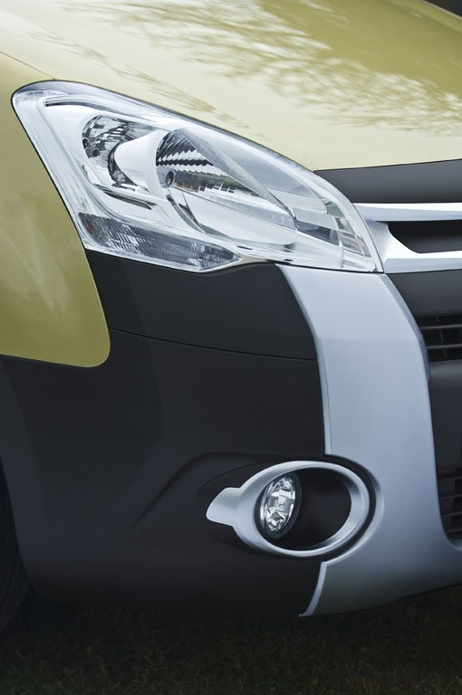 Citroen Berlingo Pkw-Version: Gut gemacht