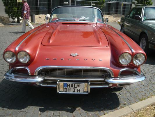 Classic Car Convention Leipzig 2008