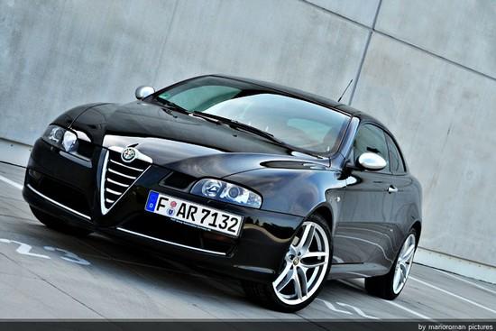 Das nagelnde Kleeblatt | Alfa Romeo GT Quadrifoglio Verde Q2