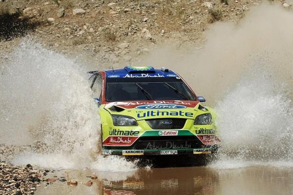 Doppelführung für BP Ford bei Rallye Türkei: Ford nutzt strategischen Vorteil
