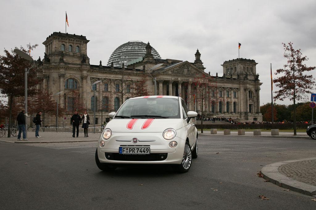 Fahrbericht Fiat 500 Sport: 'Geiles Auto'
