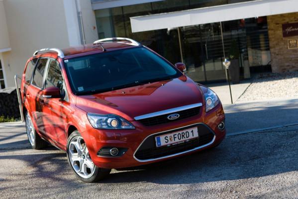 Fahrbericht Ford Focus 2.0 TDCI Titanium: Dynamischer Auftritt