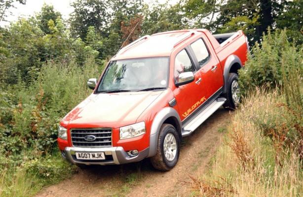 Fahrbericht Ford Ranger Wildtrak: Von echtem Schrot und Korn