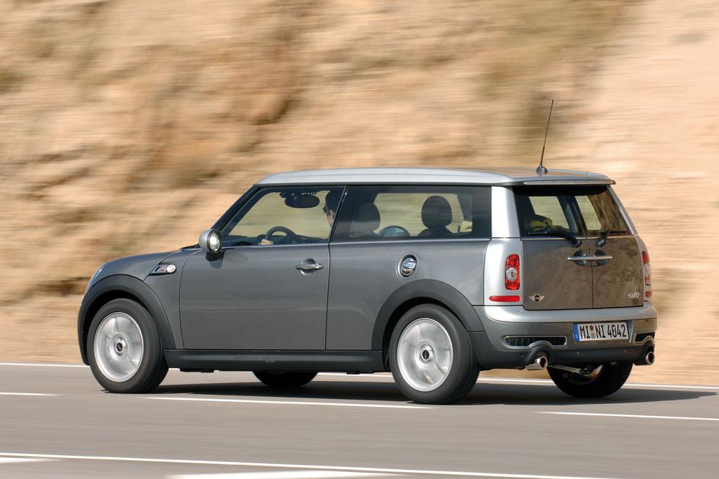Fahrbericht Mini Cooper S Clubman: Ein richtiges Auto
