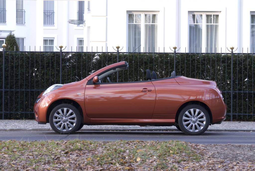 Fahrbericht Nissan Micra C+C 1,6: Weggeklappt und schön gemacht