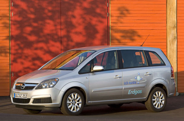 Fahrbericht Opel Zafira 1.6 CNG Ecoflex: Sauberer Siebensitzer
