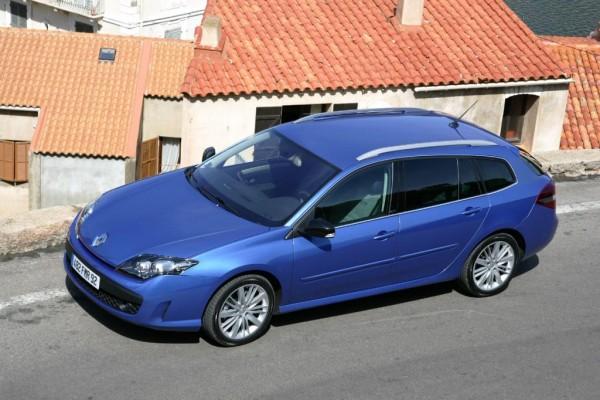 Fahrbericht Renault Laguna Grandtour: Auf Nummer sicher