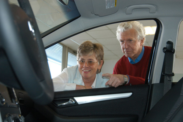 Fahrtauglichkeit trotz hohen Lebensalters