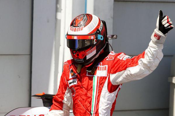 Ferrari feierte und plante: Punkte gibt es nach dem Rennen