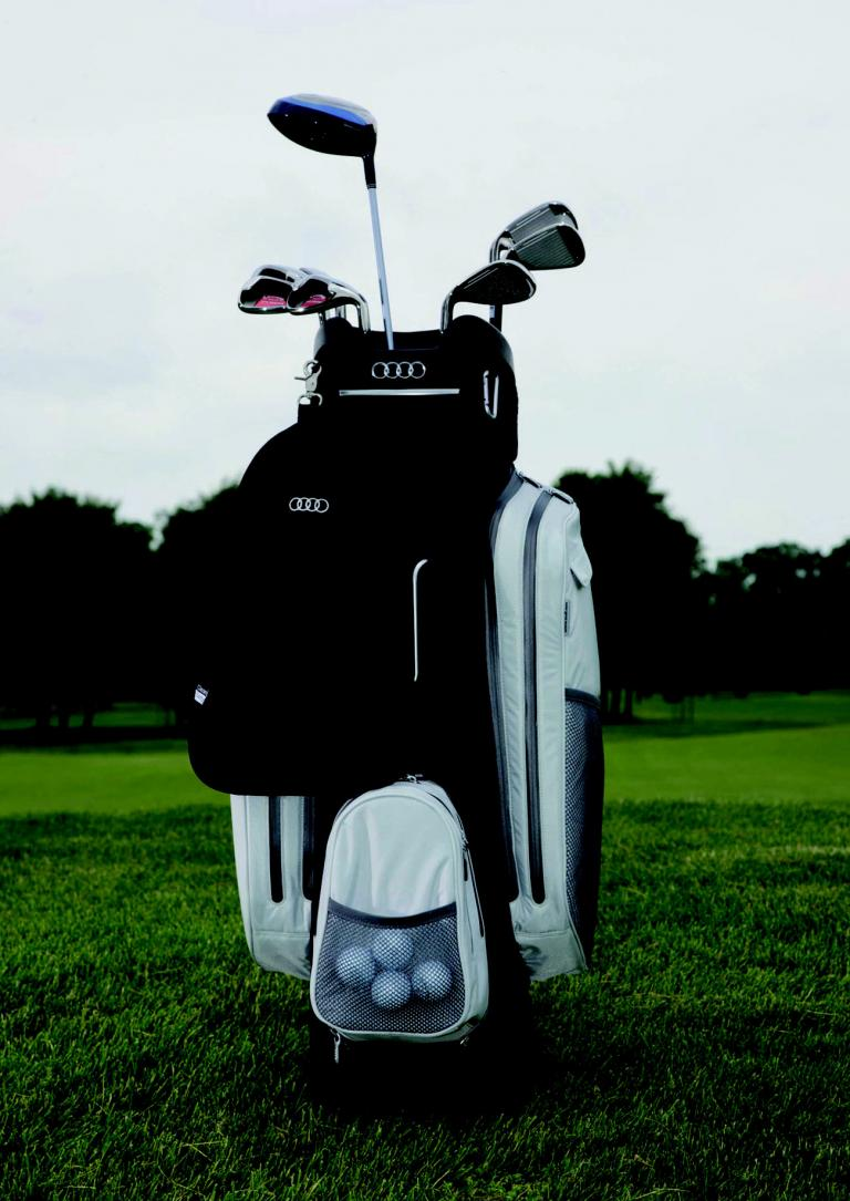 Golf-Taschen von Audi