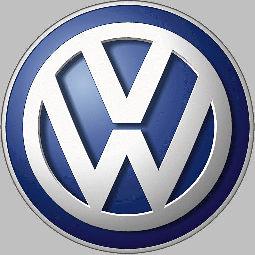 Hagelschaden bei VW in Emden
