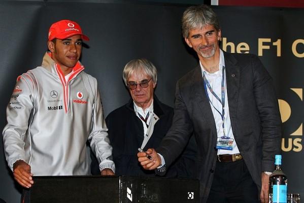 Hill sieht Silverstone-Chancen bei 50:50: Ein Rat an Hamilton