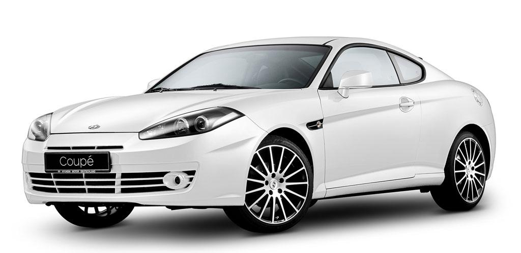 Hyundai präsentiert Coupe 2.0 ''Cool Emotion''