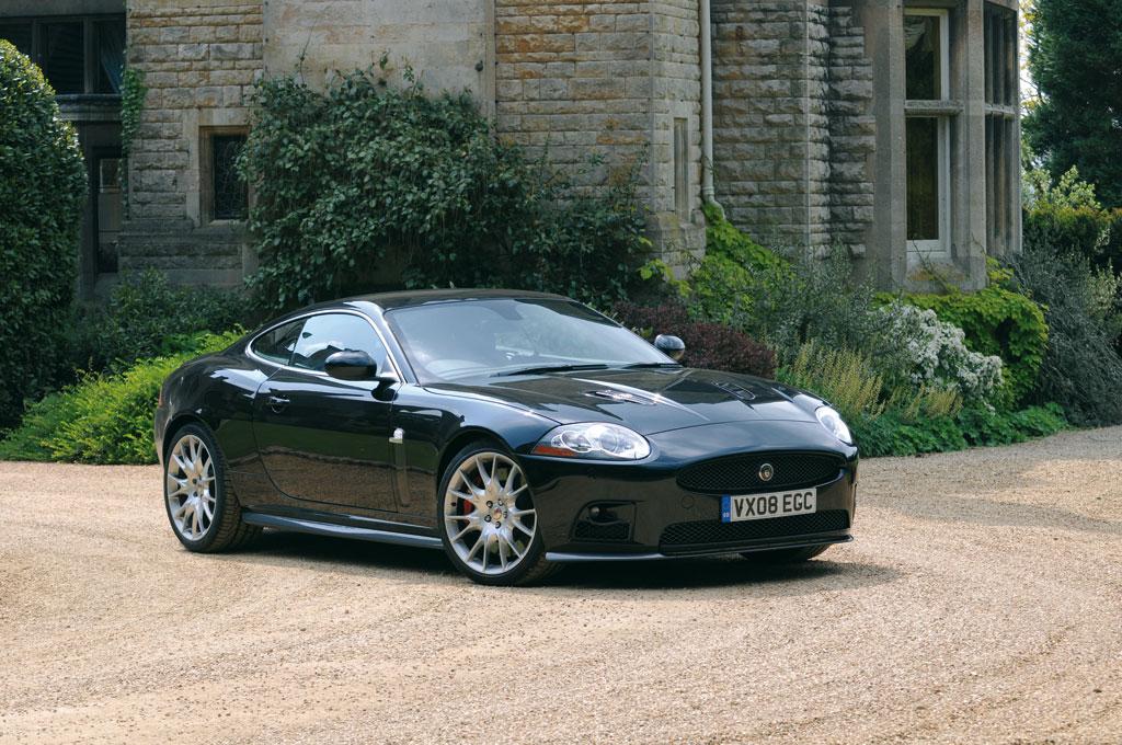 Jaguar XKR-S auf 200 Exemplare limitiert